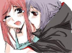 Free Hentai Image Set Gallery: [Hayato] Vampiress Gallery