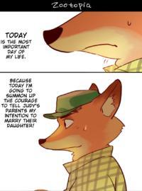 Poor Gideon (Zootopia)
