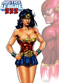 [Hent] Justice League Unlimited XXX