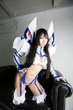 Kill la kill cosplay hentai