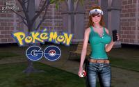 """Pokemon Go"" (erotic 3D) (Spanish ver.) (3d animation) ""Ecchi Kimochiii"""