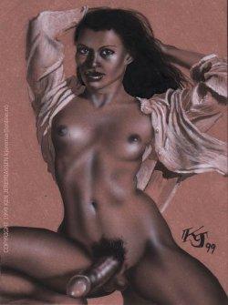 Free Hentai Western Gallery: Kinky Jimmy Futanari Work 02