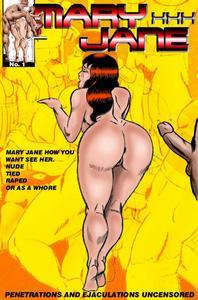 Free Hentai Western Gallery: [Wolverino] Mary Jane XXX (Spider-Man)
