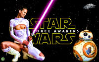 Star Wars: Force Awakens Female Gallery