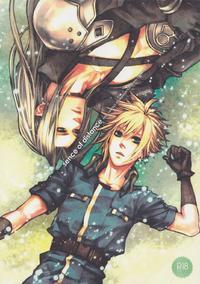(C76) [nightflight (Yui)] sence of distance (Final Fantasy VII) [English] [Agia]