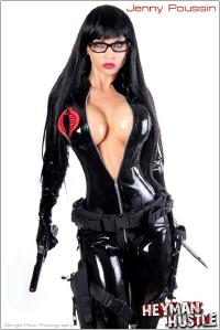 Jenny Poussin - Baroness Cosplay
