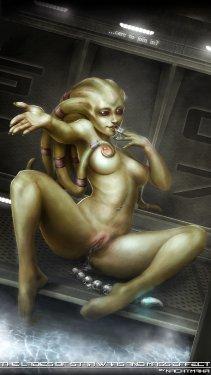 Hentai porn medival alien japan