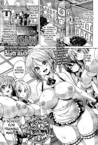 [Marui Maru] Shiritsu Maid Gakuen! | Private Maid Academy! (COMIC Anthurium 031 2015-11) [English] [Brolen]