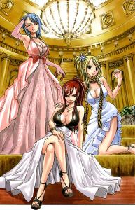 Free Hentai Image Set Gallery: Fairy tail