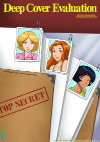 Free Hentai Western Gallery: [Palcomix] Deep Cover Evaluation (Totally Spies)