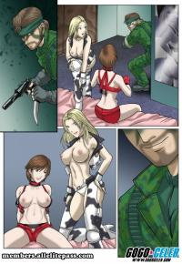 Mgs girls hentai