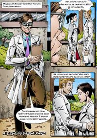 Free Hentai Western Gallery: [Leandro Comics] Hulk