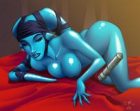 Free Hentai Western Gallery: The Very Best of Aayla