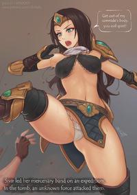 Beloved Captain - Sivir (English)