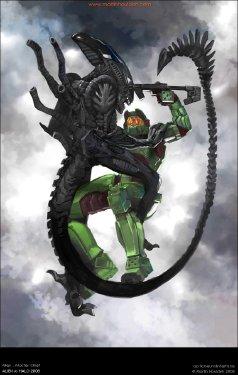 Free Hentai Misc Gallery: Predator