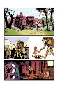 [Negger] Partran's Comic