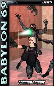Babylon 69 Issue # 09 - Freedom Force