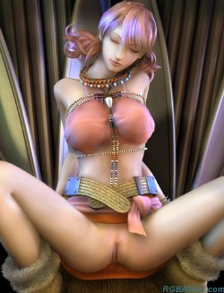 Free Hentai Image Set Gallery: Final Fantasy XIII