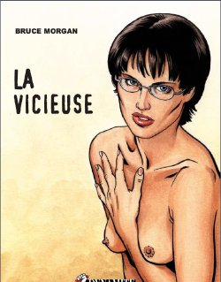 Free Hentai Western Gallery: [Bruce Morgan] La Vicieuse (french)