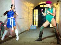 Sex Fighter - Chun Li vs Cammy