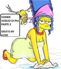 SIMPSON - HOMER VOGLIO DI PIU EPISODIO 2 - IDEATO BY N1N0