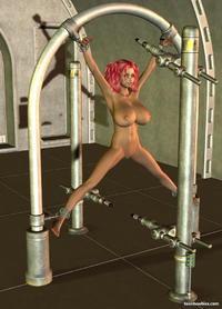 Free Hentai Misc Gallery: 3D Toon Boobies 5
