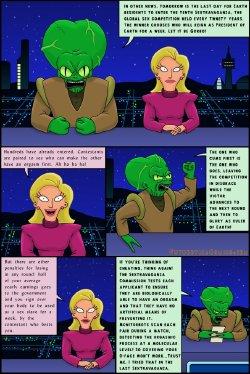 Free Hentai Western Gallery: Futurama comic 2