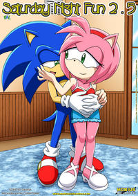 Free Hentai Western Gallery: [Palcomix] Saturday Night Fun 2.5 (Sonic The Hedgehog)