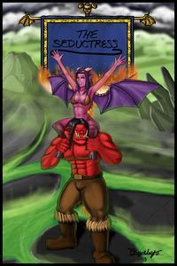 [Skyrelyks] The Seductress (World of Warcraft)