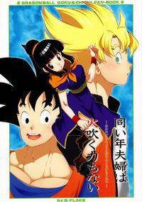 (DRAGON SOULS 2) [S-FLAKE (Yukimitsu)] Onaidoshi Myouto wa Hi Fuku Chikara mo Nai (Dragon Ball Z)