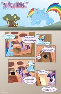Free Hentai Western Gallery: [Syoee_B] A Fun Trick (My Little Pony)