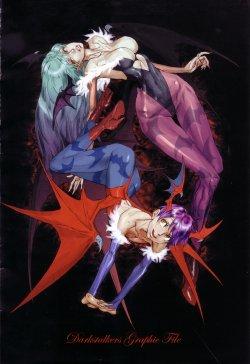 Free Hentai Non-H Gallery: Darkstalkers - Vampire Graphic File