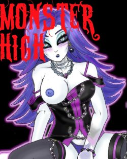Free Hentai Misc Gallery: Monster High