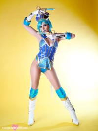 Pamela Colnaghi - Cosplay Collection
