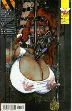 Free Hentai Western Gallery: [deMentia] Big Boob Bondage