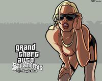 Free Hentai Western Gallery: Grand Theft Auto - GTA hentai