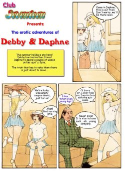 Free Hentai Western Gallery: Debby and Daphne [Leo]