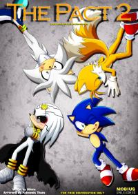 [Palcomix] The Pact 2 (Sonic The Hedgehog)