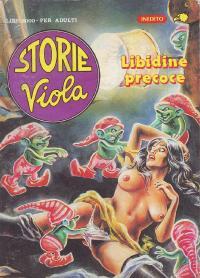 [Dino Simeoni] Storie Viola #15 - Libidine Precoce (Precocious Lust) (ENG) [Akujo]