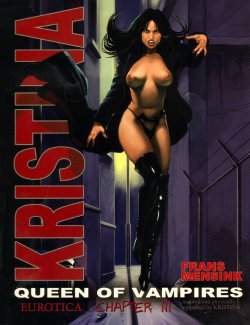 Free Hentai Western Gallery: [Frans Mensink] Kristina Queen of Vampires - Chapter 3 [English]