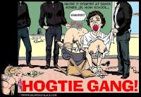 (drawingpalace) Silvio Dante - Hogtie gang