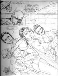 [Pegasus] The Rape of Wonder Woman (Justice League)