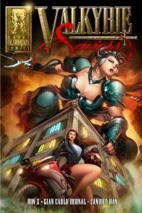 Mount Olympus Comics - Valkyrie