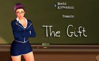 """The Gift"" part 1/3 (erotic 3D) (English ver.) (decensored) (+18) (3d hentai animation) ""Ecchi Kimochiii"""