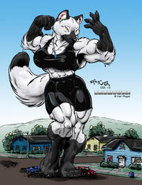 Free Hentai Western Gallery: giantess