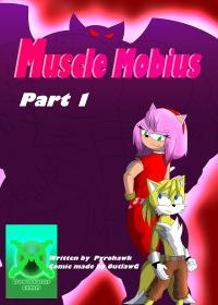 [outlawG] Muscle Mobius Ch. 1-5 (Sonic The Hedgehog) [Ongoing]