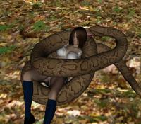 Free Hentai Misc Gallery: snake vore