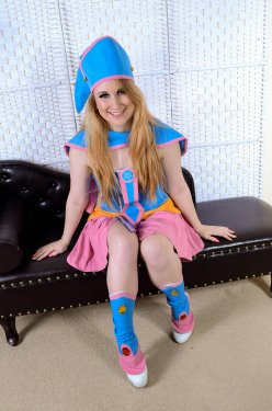 Dark Magician Girl Cosplay Xxx
