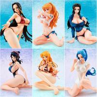 [Figures] Nami, Robin, Tashigi, Hancock & Vivi BB Ver. One Piece Figures