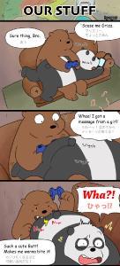 [oguu] Our Stuff (we bare bears)